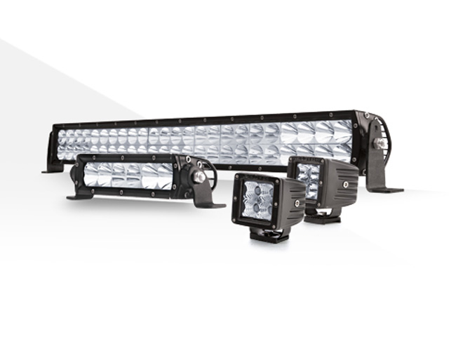 Led light bars riva truck accessories burlington richmond hill pro comp led lighting aloadofball Image collections